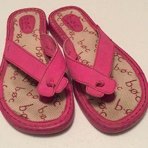 0196b16bec34db Women s Pink Born Sandals on Poshmark